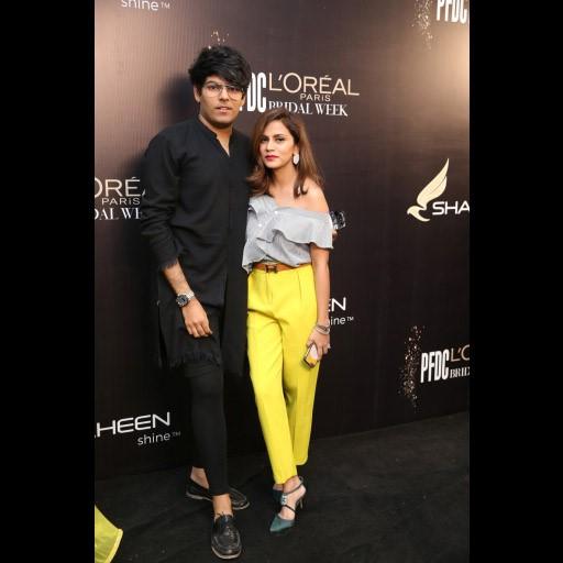 Tabesh Khoja and Natasia Khalid