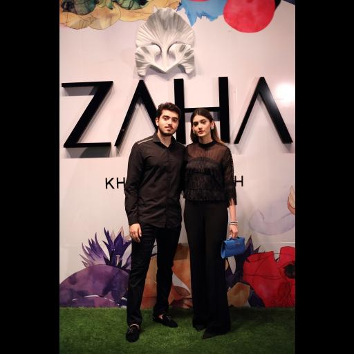 Hassan and Salama Shayan
