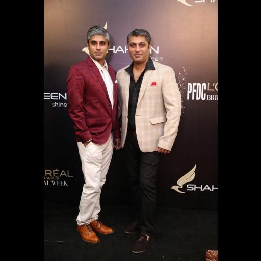 Fahad Lakhani and AB Lakhani