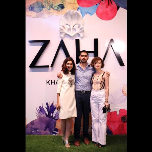 Hira Ali, Hamza and Haiya Bokhari