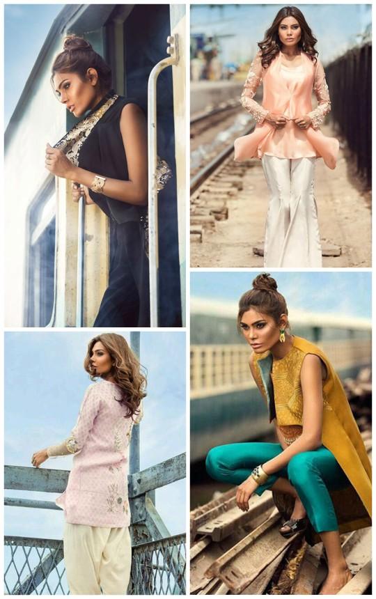 Exhibition Hit List: Sana Salman S/S'16 Luxury Pret Collection