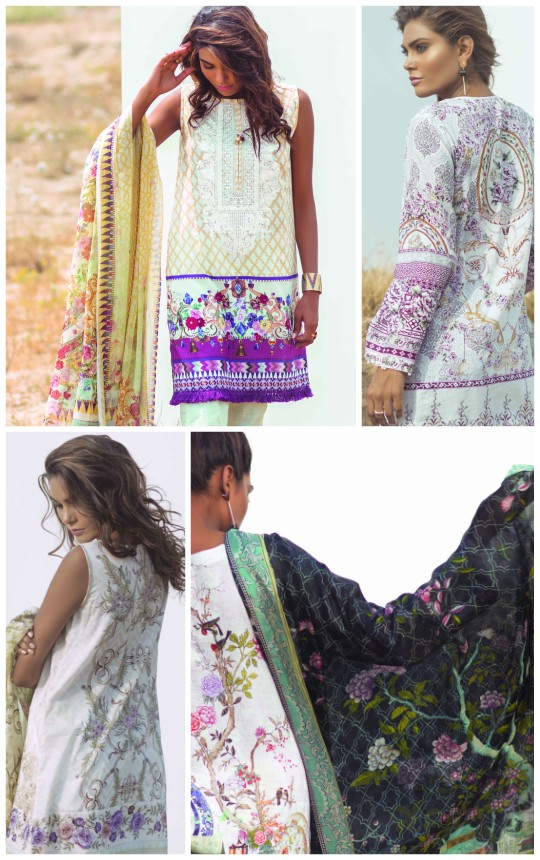 Ready, Set, Shoot!: COCO by Zara Shahjahan Spring Summer Lawn'16 Collection