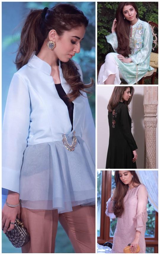 Ready, set, shoot!: Momina Teli's Spring/Summer 2016 Eid collection!