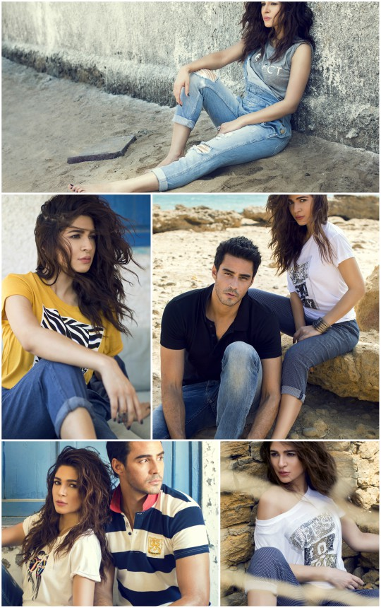 Whats in store?: Pepe Jeans Pakistan Spring/Summer'16 collection!