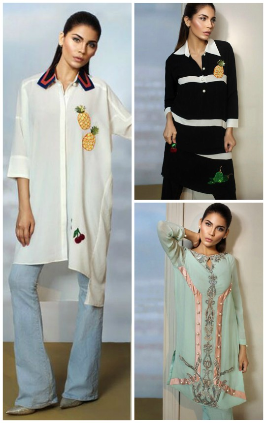 Exhibition Hit List:Ammara Khan Mid-summer formals and Resort collection at Ensemble Karachi 25th of June!