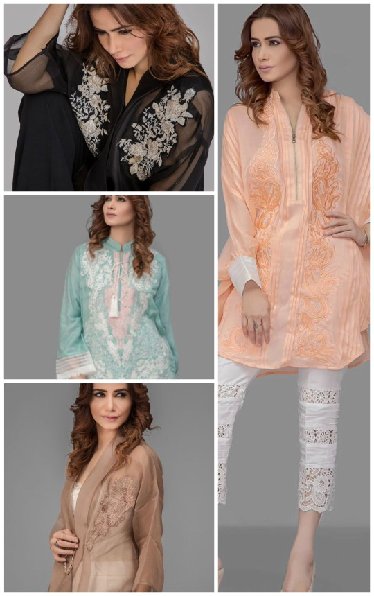 What's in Store?: Ayesha Somaya Flicker and Flares Eid'16 Pret Collection!