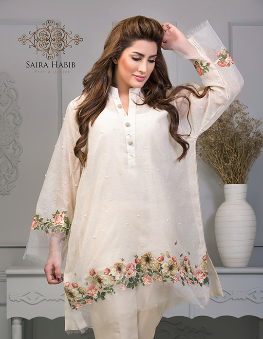 Weekend Obsession: Saira Habib Summer Luxe Eid Collection 2016