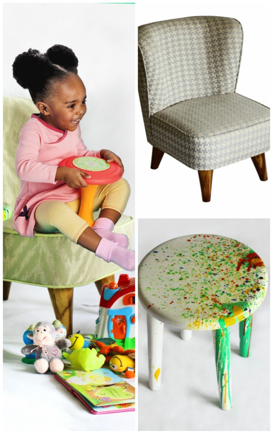 Ready, set, shoot: Kids furniture line by Esque!