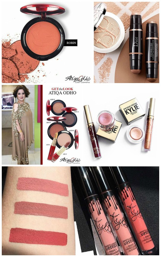 STYLE NOTES: FALL MAKEUP MUST HAVES!