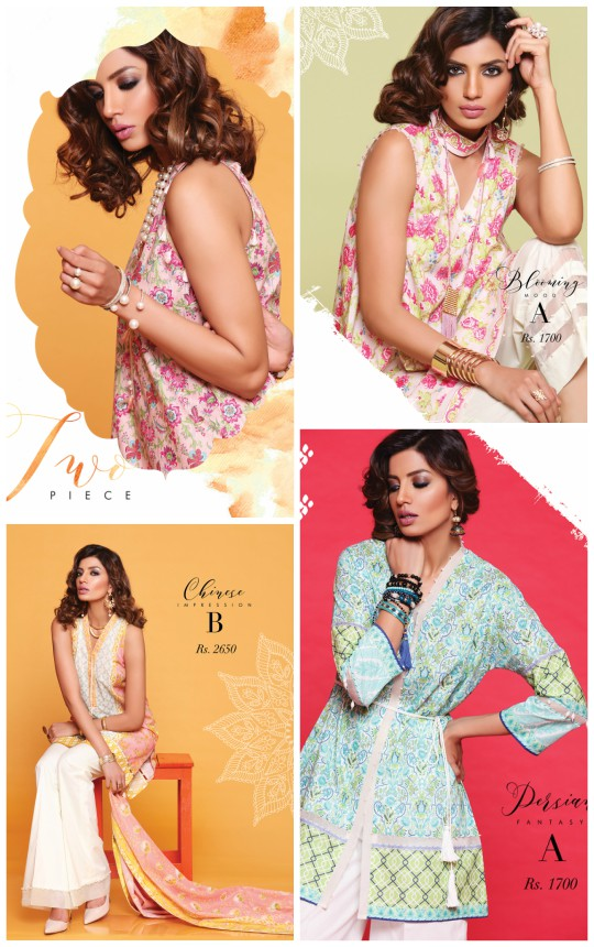Ready, set, shoot!: Sapphire's Fall Cambric Unstitched Collection'16