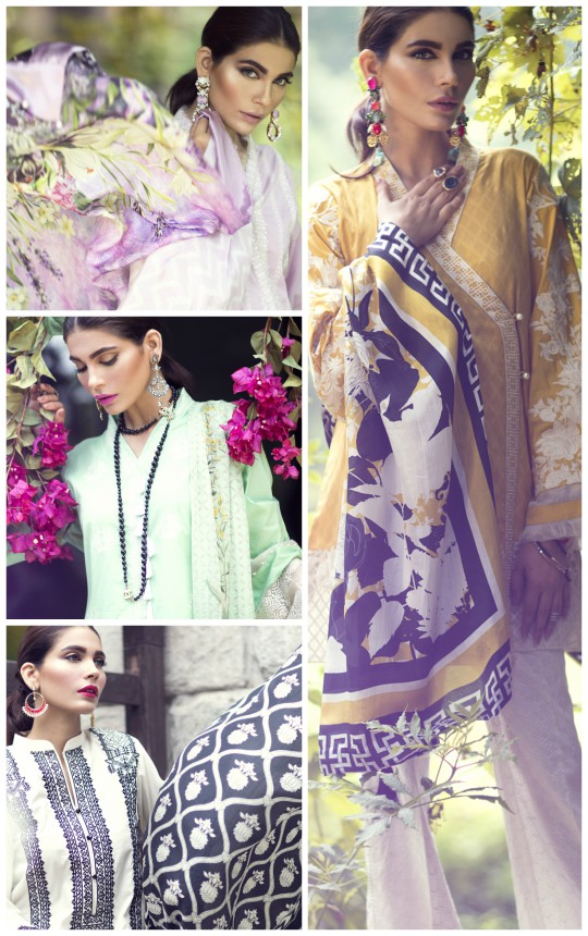 Whats in Store?: Sapphire's Eid Luxe Collection!