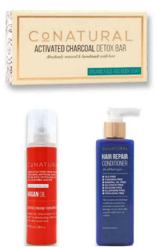 HEALTH AND BEAUTY: CONATURAL'S REJUVENATING SKIN & HAIR PRODUCTS WE ABSOLUTELY LOVE!