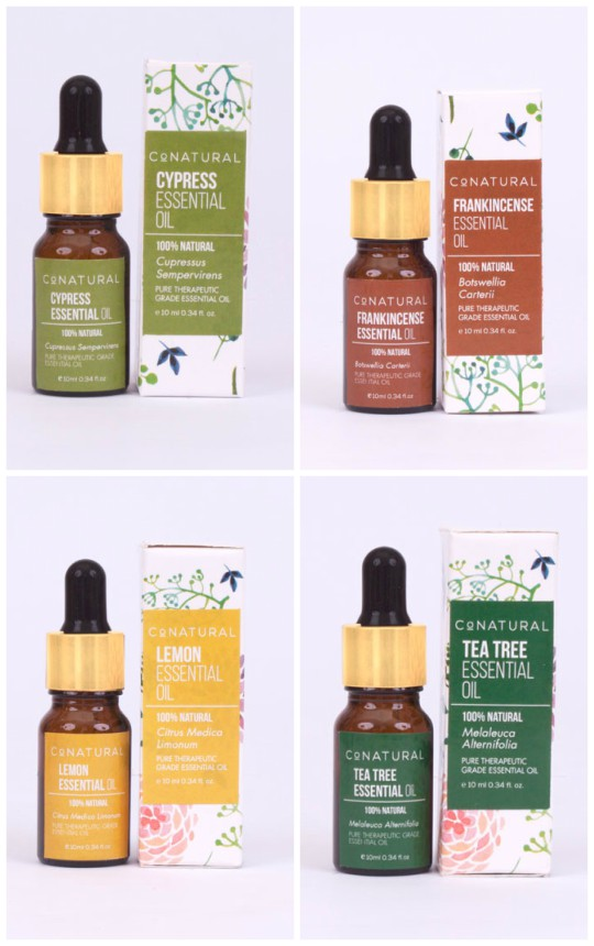 HEALTH AND BEAUTY: REFRESH YOUR SKIN WITH CONATURAL'S NEW RANGE OF ESSENTIAL OILS!