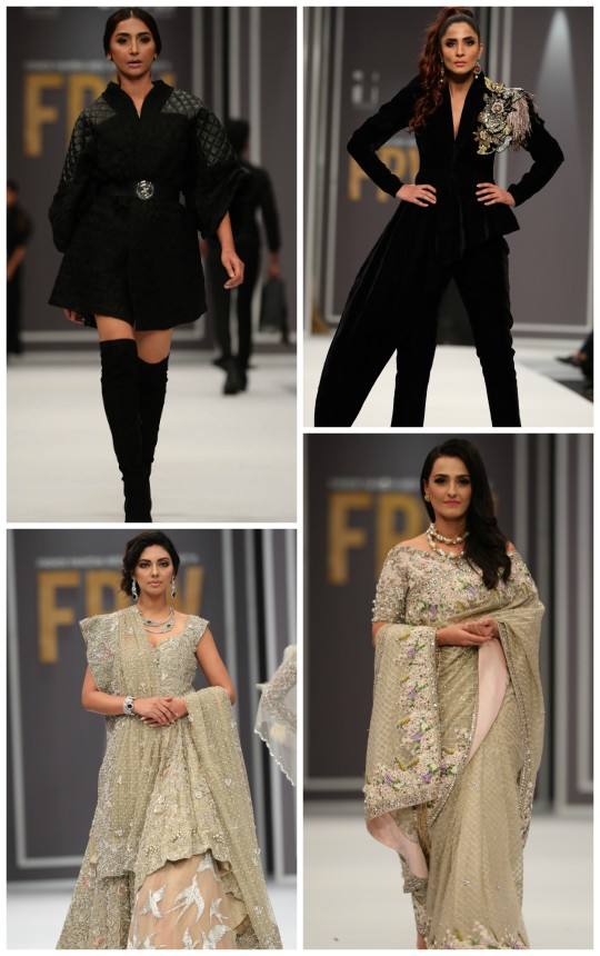 Project Runway: Our favourite fashionistas pick their favourite looks from FPW 2016!