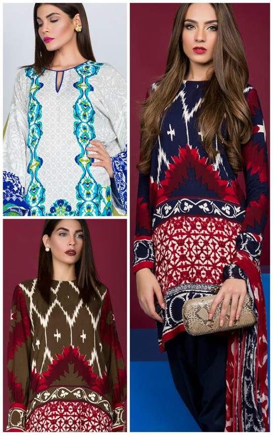 What's in Store?: Sana Safinaz Muzlin Vol 3 un-stitched linen collection!