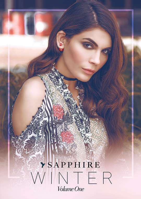 What's in store: Sapphire's eclectic Winter 2016 collection!