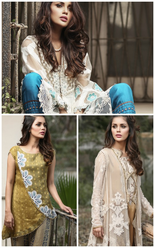 What's in Store?: Yasmeen Jiwa's Lace Collection 'Love Unscripted'