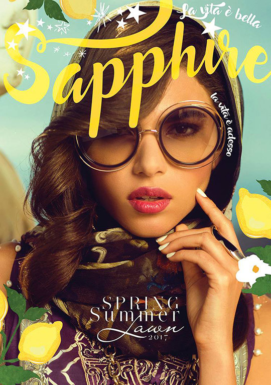 What's in Store?: Sapphire's Summer Lawn 2017 Volume-One!