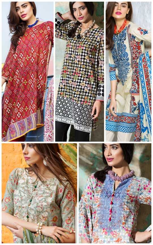 What's In Store: Khaadi Lawn Volume 2!