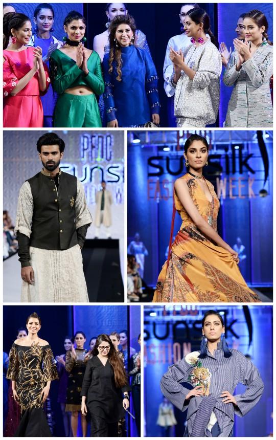 Project Runway: PFDC Sunsilk Fashion Week Day 2- Top Picks!