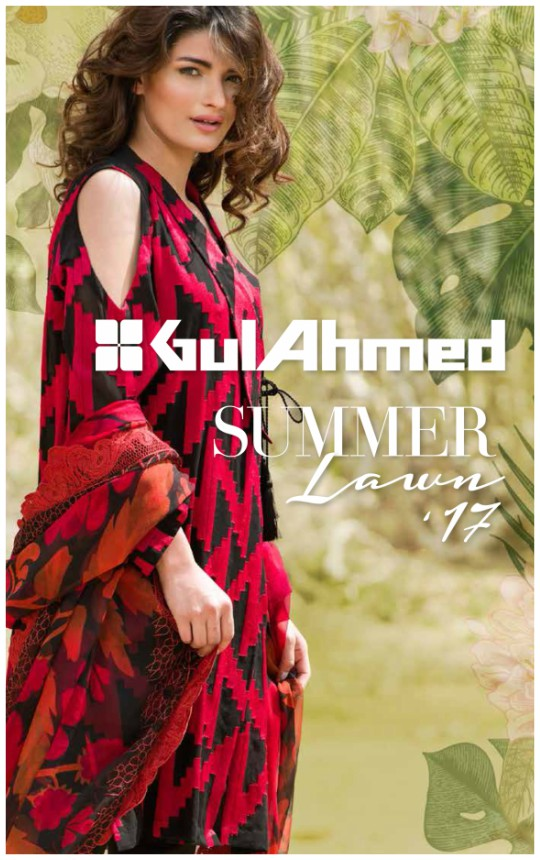 What's In Store: GulAhmed Summer Lawn Volume 2!