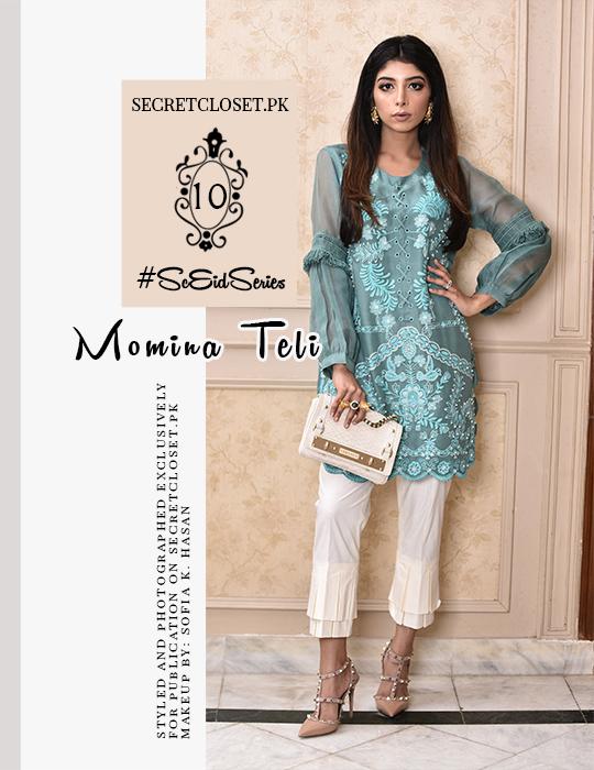 Style Notes: The Eid Edit Featuring Momina Teli!