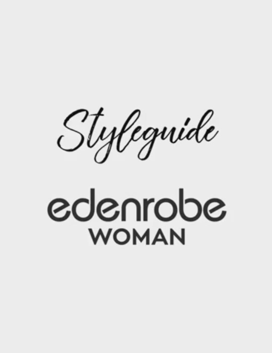 Style Notes: Edenrobe's Guide To Creating The Perfect Eid Outfit!