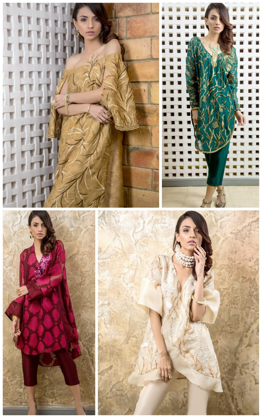 Ready, Set, Shoot! Tena Durrani's Perfect For Summer Eid Collection