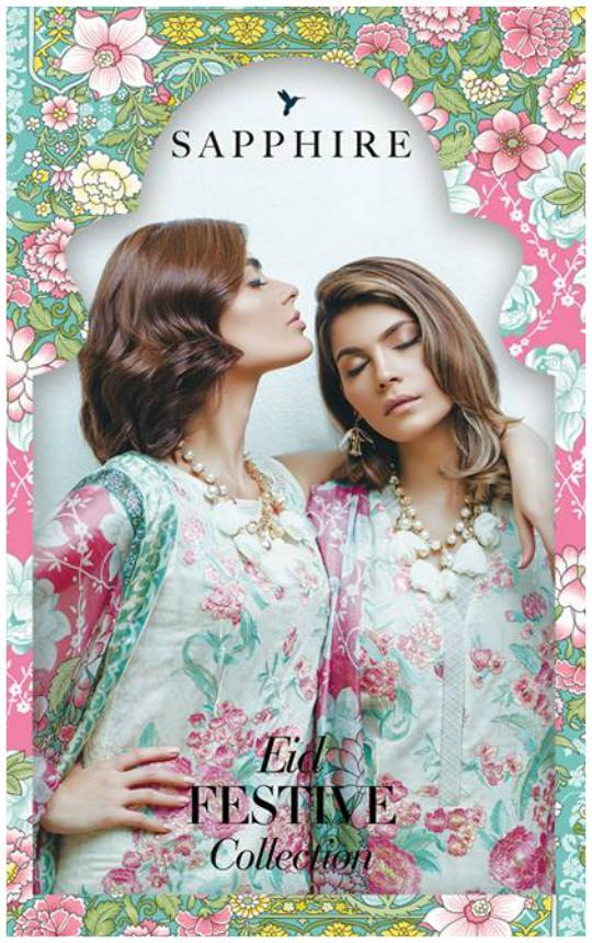 Ready, Set, Shoot!: Sapphire Festive Eid Collection