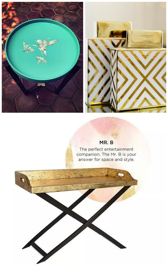 Style Notes: Spruce Up Your Interior Space With These Oh So Chic Home Accessories!