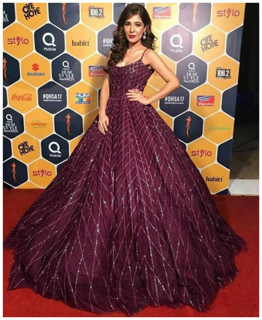 Style Notes: Red Carpet Looks We Loved At The Hum Tv Style Awards!