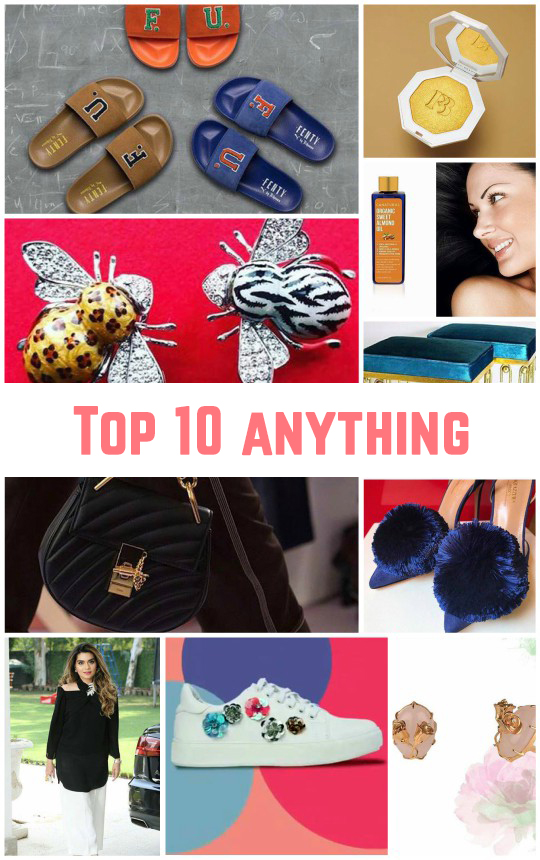 Top Ten Anything-Our Ultimate Fall Lust List