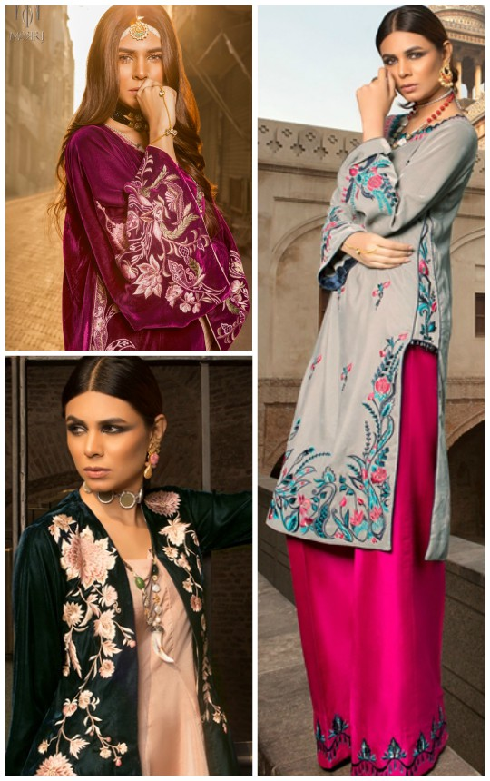What's in Store?: Morri's winter'17 collection 'Makhmal'