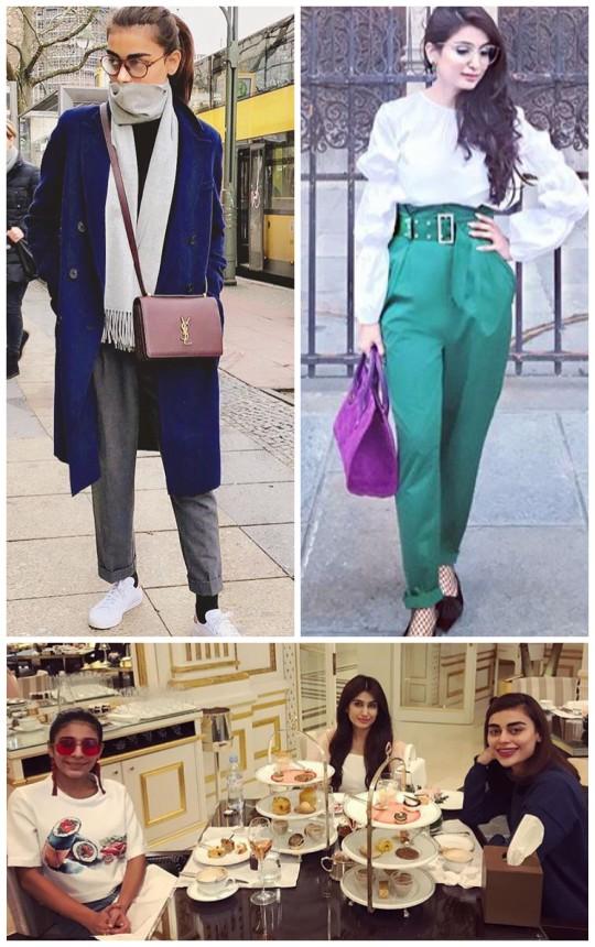 Style Notes: Fashions IT Girls Take Europe!