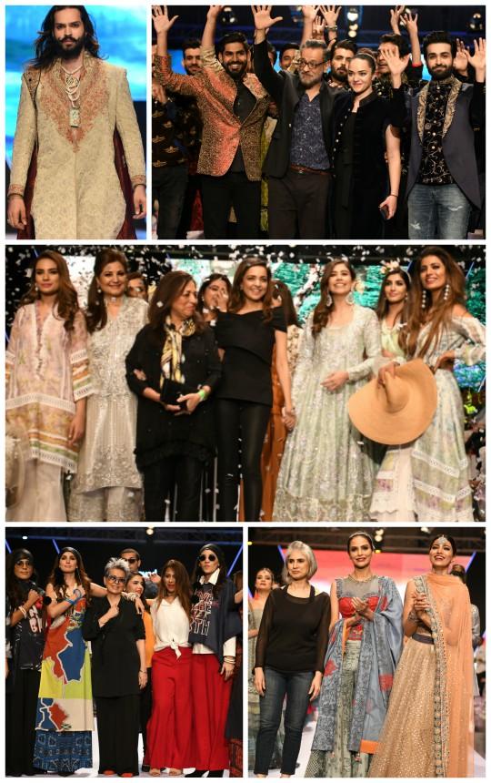 Project Runway: FPW Spring Summer 2018 Top Picks – Farah Talib Aziz, Gulabo by Maheen Khan and Yasmeen Jiwa!