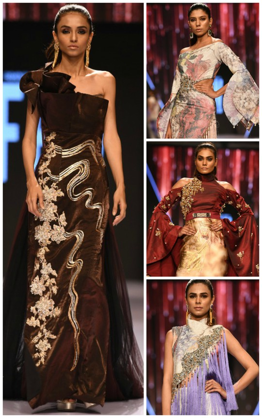 Project Runway: Rozina Munib's Glamorama Hits FPW Day 2!