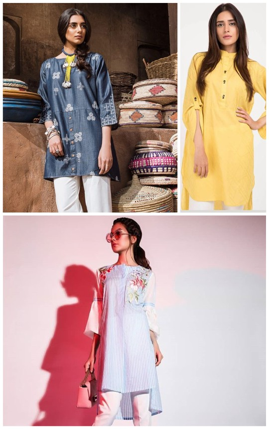 Trend Alert: Basic Summer Kurta's Are Back With A Bang!