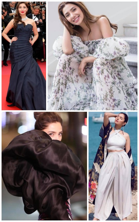 The International Edit: Mahira Khan's Glamorous Debut At The Cannes Film Festival 2018!