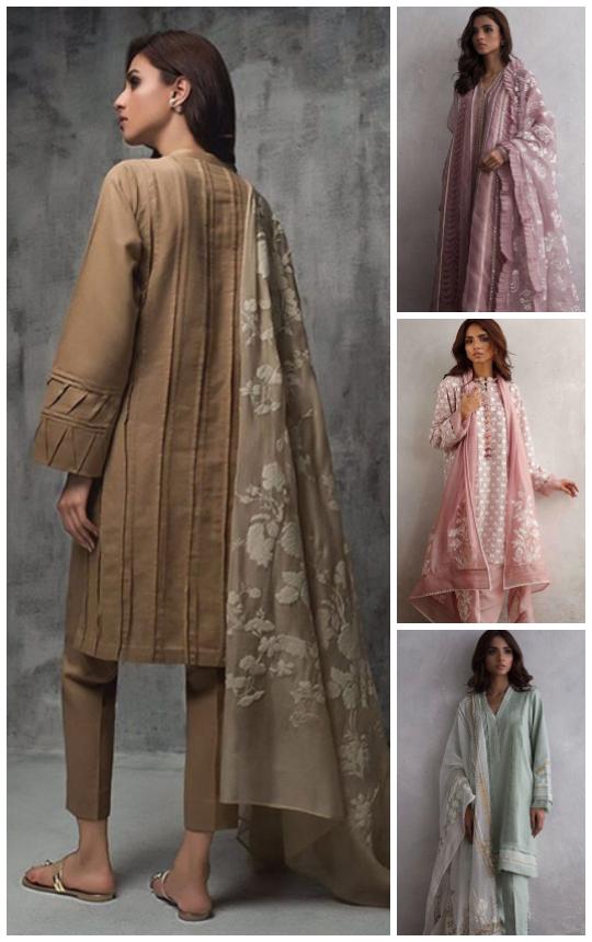 Ready, Set, Shoot! : Nida Azwer's New And Vivacious Eid Collection!