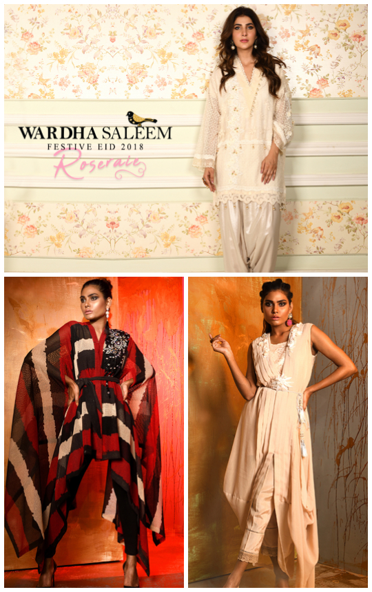 Exhibition Hit List: Wardha Saleem Festive Eid 2018 Exhibition!