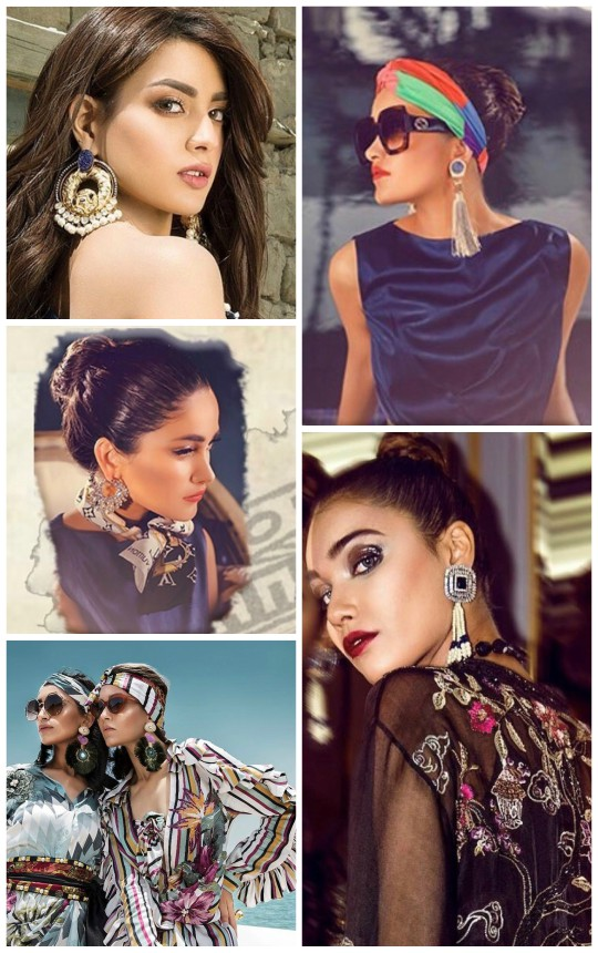 Style Notes: Sparkle With Allure by Mehreen Tabani!