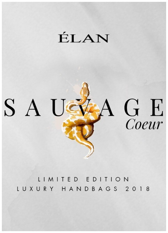 What's In Store: Elan's Sauvage Couer Exudes Finesse!
