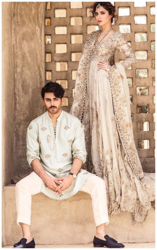 Ready, Set, Shoot! : Sadaf Fawad Khan Meets Every Bride To Be's Dream!