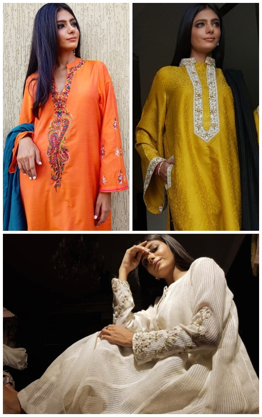 Ready, Set, Shoot! : Zohra Alam's Old School Eid Collection!