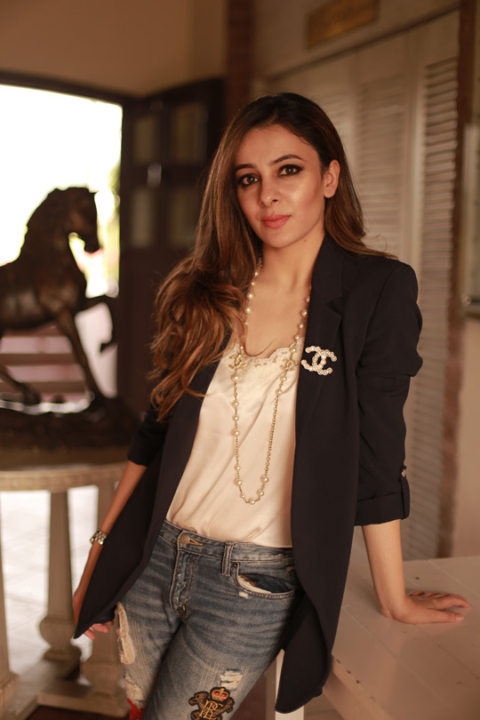 The Secret Word : A Tete A Tete With Zainab Salman!