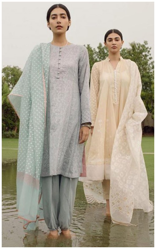 """Ready, Set, Shoot!: Zara Shahjahan Introduces Her Latest Collection """"A Monsoon Afternoon"""""""