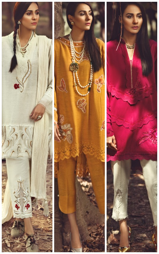 """What's In Store: Prints & Solids From Ammara Khan's """"Amber"""" Collection We Adore!"""
