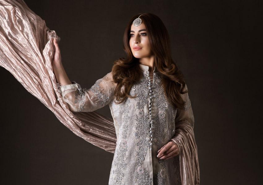 "Ready, Set, Shoot!: Saira Habib's Latest Collection ""The Secret Garden"""