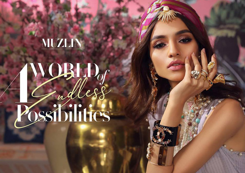 What's In Store: Sana Safinaz Up The Ante With Their Muzlin Collection!
