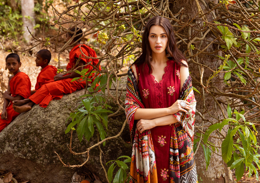"""Lawn Fever: Step Into Summer With Image's """"Lawnkari"""" Collection!"""